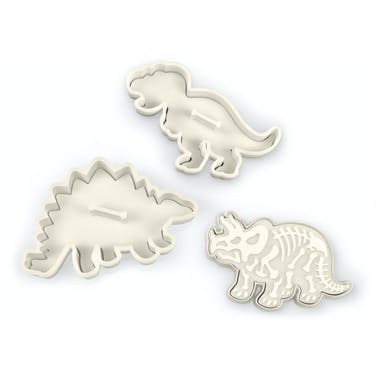 Fred Dig-Ins Dino Fossil Cookie Cutters