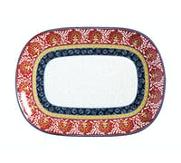 Maxwell & Williams Boho 45 x 33cm Oblong Platter