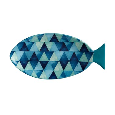 Maxwell & Williams Reef 30cm Fish Shaped Platter