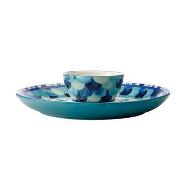 Maxwell & Williams Reef 30cm Chip and Dip Platter