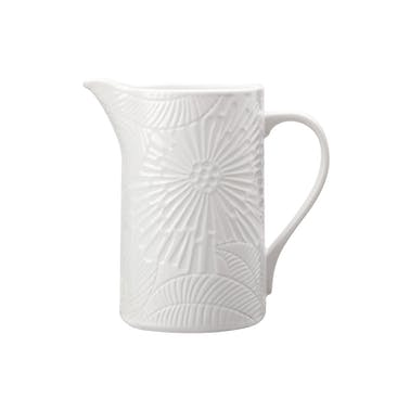 Maxwell & Williams Panama 1.4 Litre White Pitcher