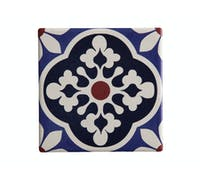 Maxwell & Williams Medina Tiznit 9cm Ceramic Square Tile Coaster