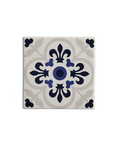 Photo of Maxwell & Williams Medina Temara 9cm Ceramic Square Tile Coaster