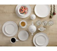 Maxwell & Williams White Basics Diamonds 16 Piece Dinner Set