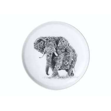 Maxwell & Williams Marini Ferlazzo Elephant 20cm Plate
