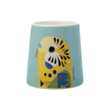 Maxwell & Williams Pete Cromer Budgerigar Egg Cup