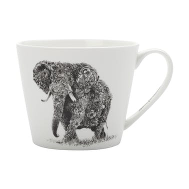 Maxwell & Williams Marini Ferlazzo 450ml Elephant Mug