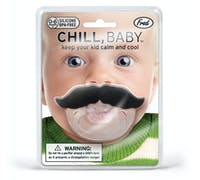 Fred Chill, Baby Mustache Dummy