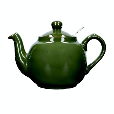London Pottery Farmhouse® 2 Cup Teapot Green