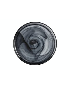 Photo of Maxwell & Williams Marblesque Plate 39cm Black