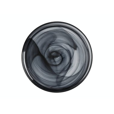 Maxwell & Williams Marblesque Plate 39cm Black