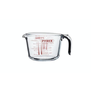 KitchenCraft Glass 1100ml (2 Pint) Measuring Jug