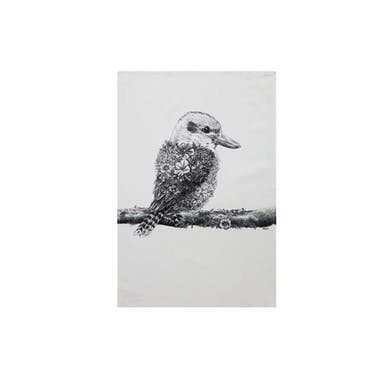 Maxwell & Williams Marini Ferlazzo Kookaburra Tea Towel