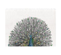 Maxwell & Williams Marini Ferlazzo Indian Peacock Tea Towel