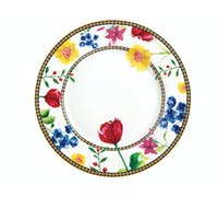 Maxwell & Williams Tea's & C's Contessa 19.5cm Rimmed Plate White