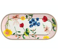 Maxwell & Williams Tea's & C's Contessa 25 x 11.5cm Oblong Platter Rose