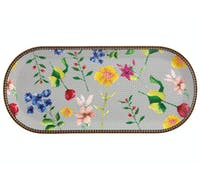 Maxwell & Williams Tea's & C's Contessa 33 x 15cm Oblong Platter White