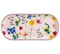 Maxwell & Williams Tea's & C's Contessa 33 x 15cm Oblong Platter Rose