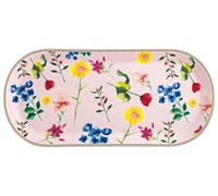 Maxwell & Williams Tea's & C's Contessa 42 x 19.5cm Oblong Platter Rose