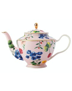 Photo of Maxwell & Williams Tea's & C's Contessa 1 Litre Teapot With Infuser Rose