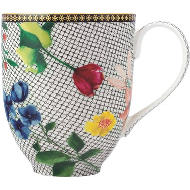 Maxwell & Williams Tea's & C's Contessa 300ml Coupe Mug White