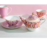 Maxwell & Williams Teas & C's Kasbah Rose Tea for One Set with Infuser
