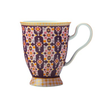 Maxwell & Williams Teas & C's Kasbah Rose 300ml Footed Mug