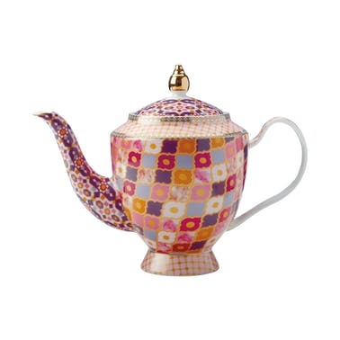 Maxwell & Williams Teas & C's Kasbah Rose 1 Litre Teapot with Infuser