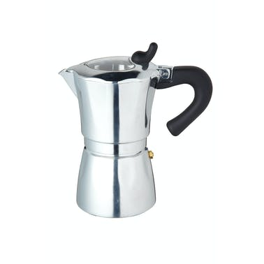 KitchenCraft World of Flavours Italian 6 Cup Espresso Coffee Maker
