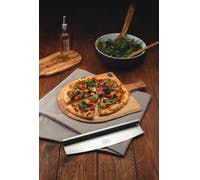 KitchenCraft World of Flavours Italian Pizza Serving Set