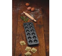KitchenCraft World of Flavours Italian Non-Stick Ravioli Mould