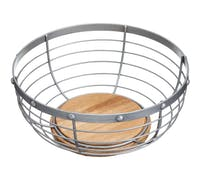 Industrial Kitchen Wire Fruit Basket