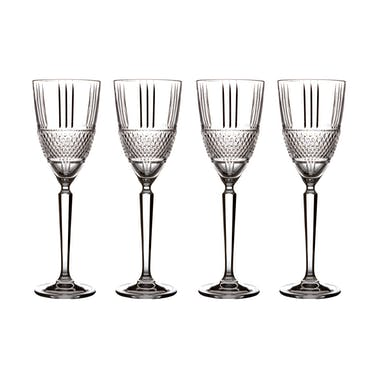 Maxwell & Williams Verona Set of Four 225ml Wine Glasses