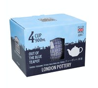 London Pottery Globe® 4 Cup Teapot Lattice