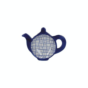 London Pottery Tea Bag Tidy Lattice