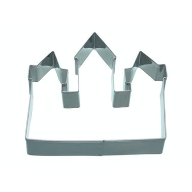 KitchenCraft 12cm Castle Shaped Cookie Cutter