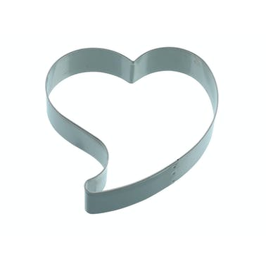 KitchenCraft 12cm Heart Shaped Cookie Cutter