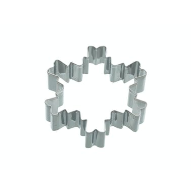 KitchenCraft 9cm Snowflake Shaped Cookie Cutter