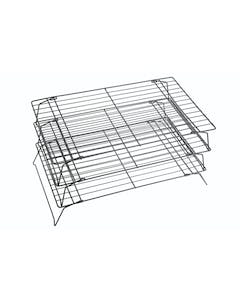 Photo of KitchenCraft Non-Stick Three Tier Cooling Rack