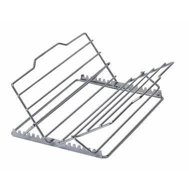 KitchenCraft Chrome Plated Adjustable Roasting Rack