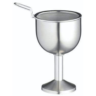 BarCraft Deluxe Wine Decanting Funnel