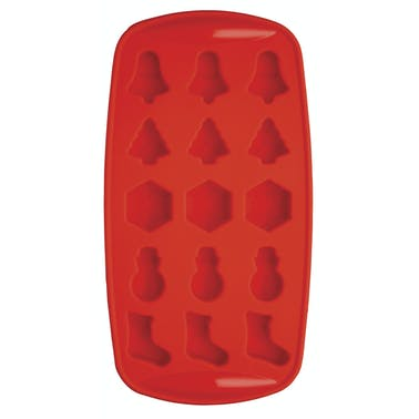 Bar Craft Christmas Silicone Ice Cube Tray