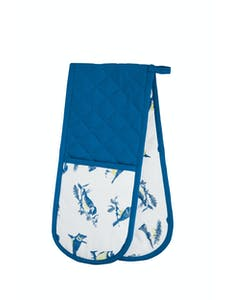 Photo of KitchenCraft Blue Bird Double Oven Glove