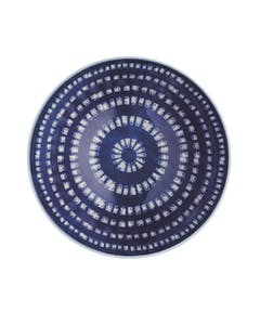 Photo of KitchenCraft Blue and White Greek Style Ceramic Bowls