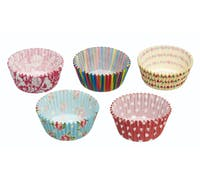 Lot de 250 caissettes cupcake papier assorties