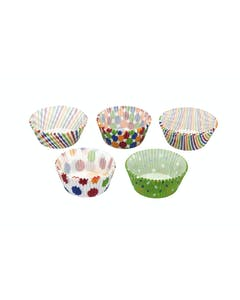 Photo of Sweetly Does It Pack of 250 Assorted Kaleidoscope Cake Cases