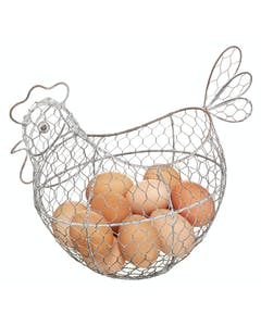 Photo of Classic Collection Wire Egg Basket