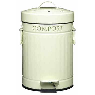 KitchenCraft Compost Pedal Bin