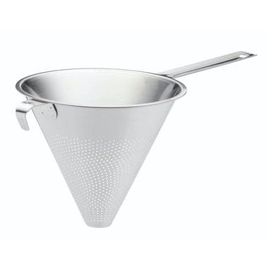 KitchenCraft Stainless Steel 17.5cm Conical Sieve