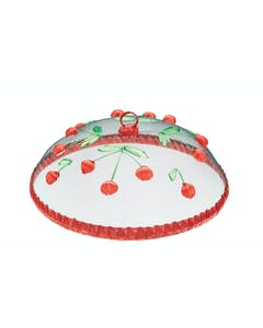 Photo of KitchenCraft Round Fabric Mesh Embroidered Rigid Food Covers